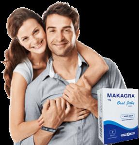 двойка щастлива от продукт макагра за бърза ерекция