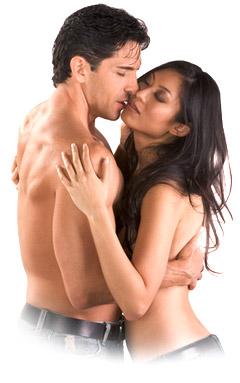 двойка правеща секс, любейки се