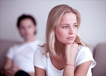 жена, разочарована от скапания секс предоставен й от мъжа й